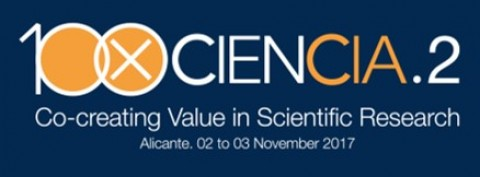 Kerionics has participated with ITQ in the meeting 100xciencia.2 in Alicante